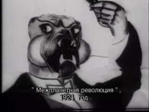 """Cinéma : """"Le voyage cosmique"""" (URSS 1935) Anim_sov_014"""