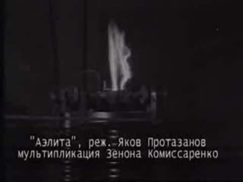 """Cinéma : """"Le voyage cosmique"""" (URSS 1935) Anim_sov_052"""
