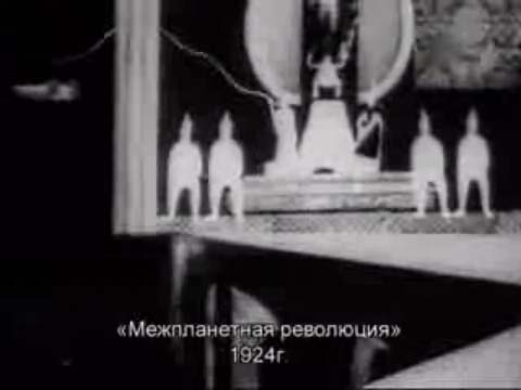 """Cinéma : """"Le voyage cosmique"""" (URSS 1935) Anim_sov_055"""