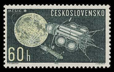 Robert McCall est mort à l'âge de 90 ans Czeskoslovakia_1963_space_060