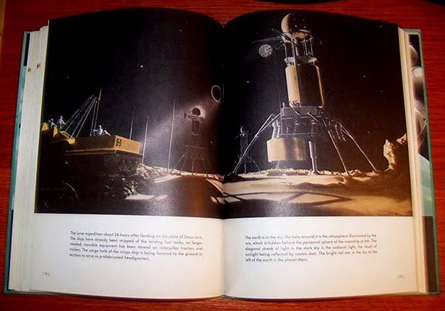 Astrophilatélie soviétique et pays de l'Est - Page 3 Lollini_bonestell_2