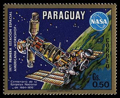Skylab: 35è anniversaire Paraguay_1970_future_space_0050