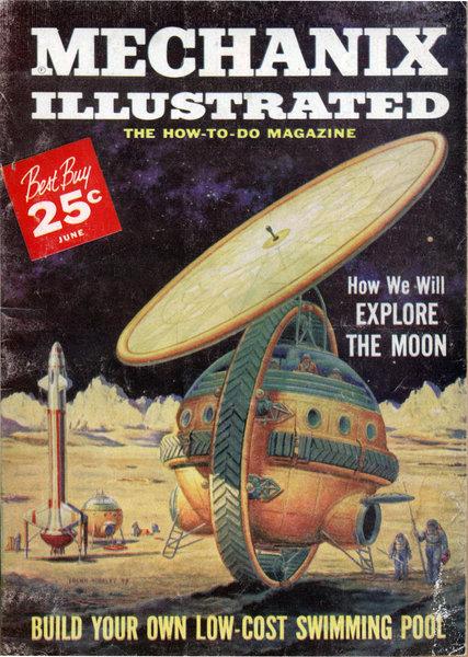 AstroPhilathélie - Page 6 Aden_quaiti_state_in_hadhramaut_1967_mi_block_9a_mechanix_illustrated_1959_jule_cover