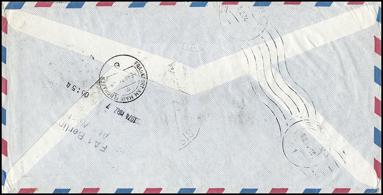 Timbres étranges Cover_guinea_ec_airmail_can_1974_03_04_o