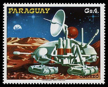 AstroPhilathélie - Page 5 Paraguay_1978_mars_04