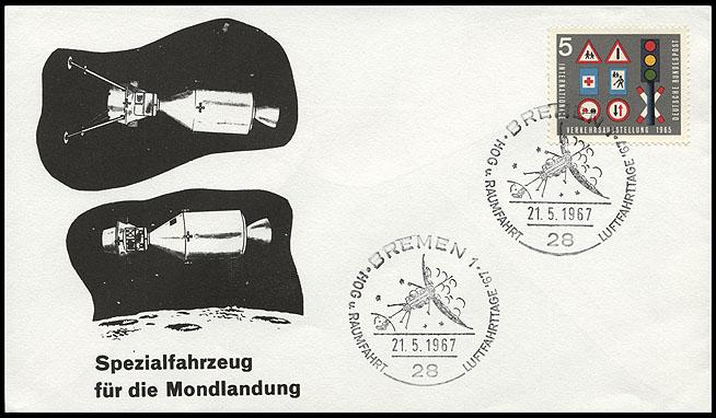 AstroPhilathélie - Page 6 Postcard_brd_1967_moonship_von_braun