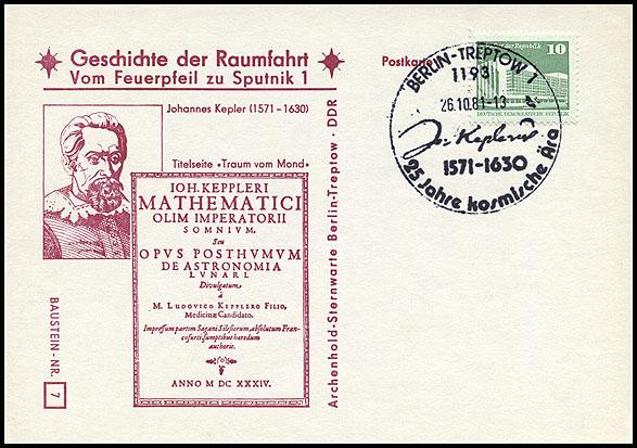 Astrophilatélie soviétique et pays de l'Est - Page 5 Postcard_ddr_1982_25_sputnik_07