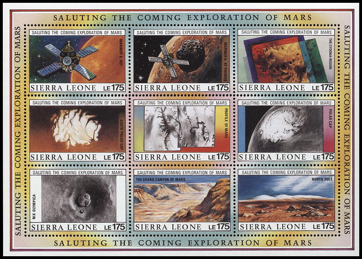 AstroPhilathélie - Page 6 Sierra_leone_1990_mars_mi_1374_1382